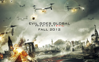 Resident Evil: Retribution wallpaper 1920x1200 jpg