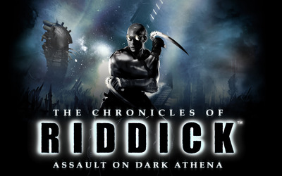 Riddick [8] wallpaper