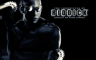 Riddick [7] wallpaper