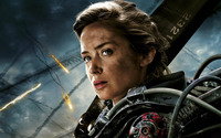 Rita - Edge of Tomorrow [3] wallpaper 1920x1080 jpg