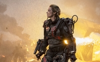 Rita - Edge of Tomorrow [4] wallpaper 1920x1080 jpg