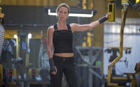 Rita - Edge of Tomorrow wallpaper 2880x1800 jpg