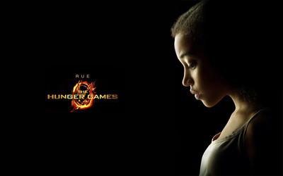 Rue - The Hunger Games wallpaper