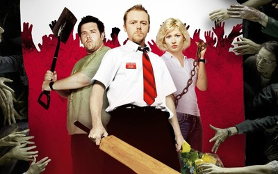 Shaun of the Dead [2] wallpaper
