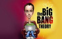 Sheldon Cooper - The Big Bang Theory wallpaper 1920x1080 jpg