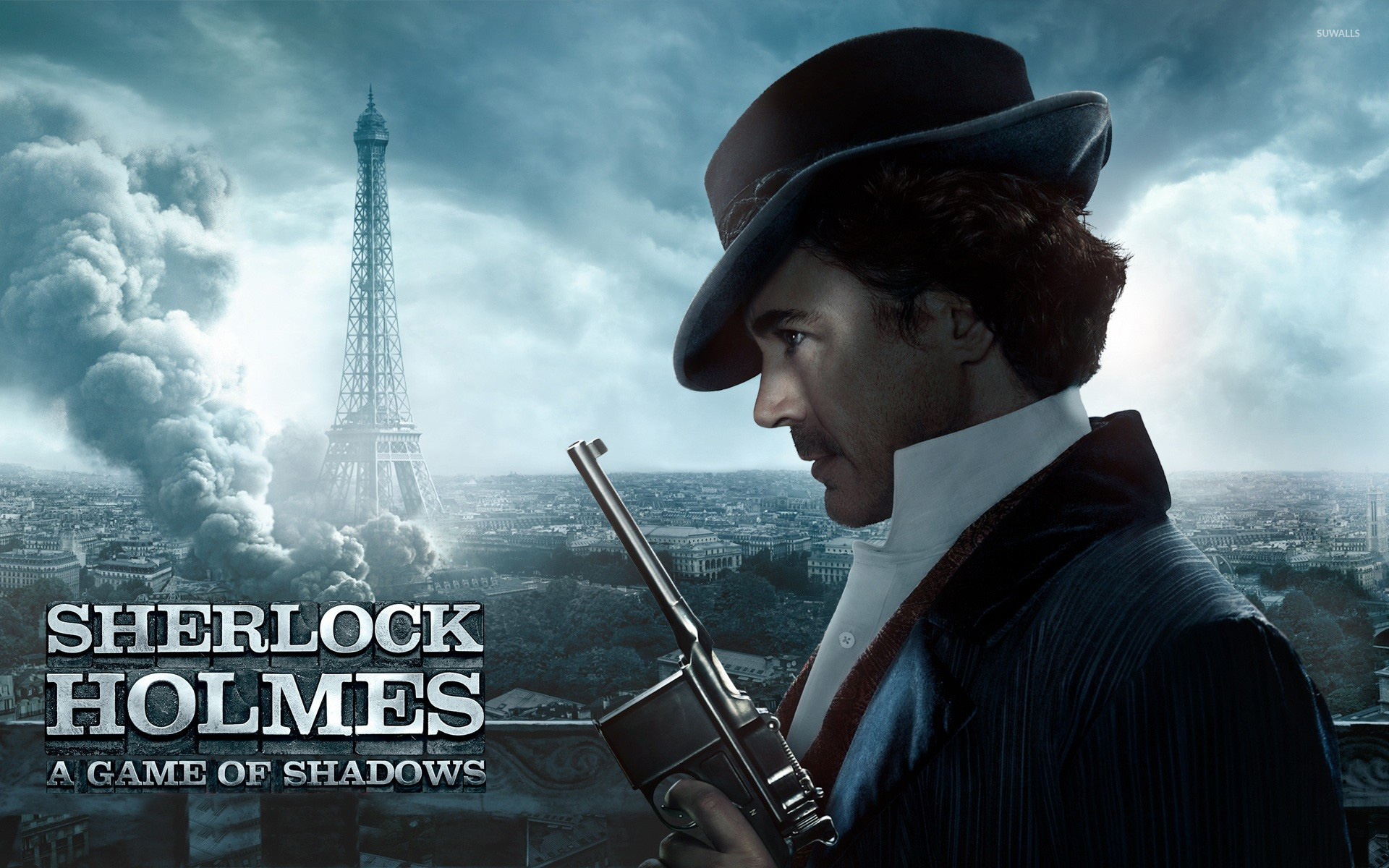 sherlock holmes: a game of shadows film reveiw essay Guy ritchie's new film is a visceral, action-packed extravaganza davina  quinlivan enjoys the ride.