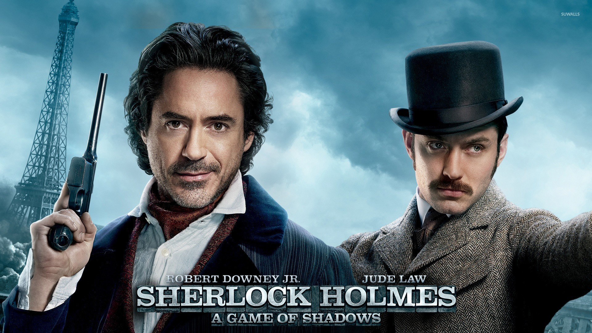 Sherlock Holmes A Game Of Shadows Wallpaper Movie Wallpapers 9918