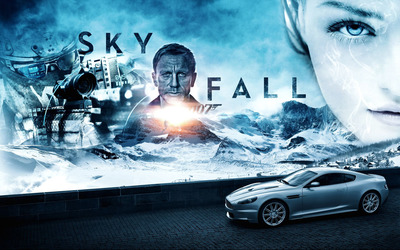 Skyfall [3] wallpaper