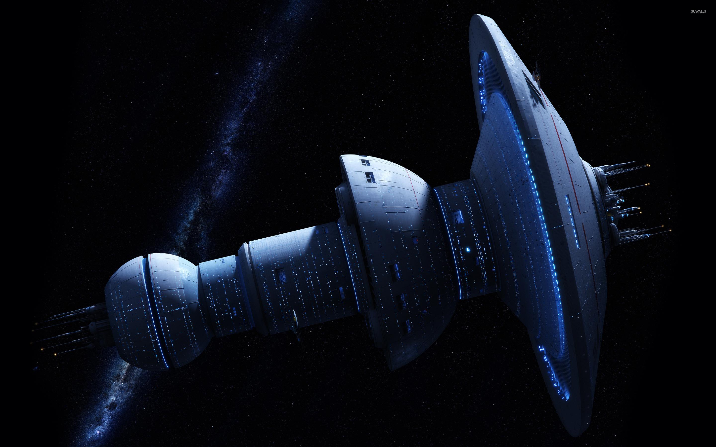 Spacedock - Star Trek wallpaper - Movie