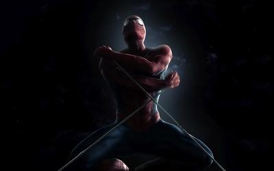 Spider-Man in The Amazing Spider-Man 2 wallpaper