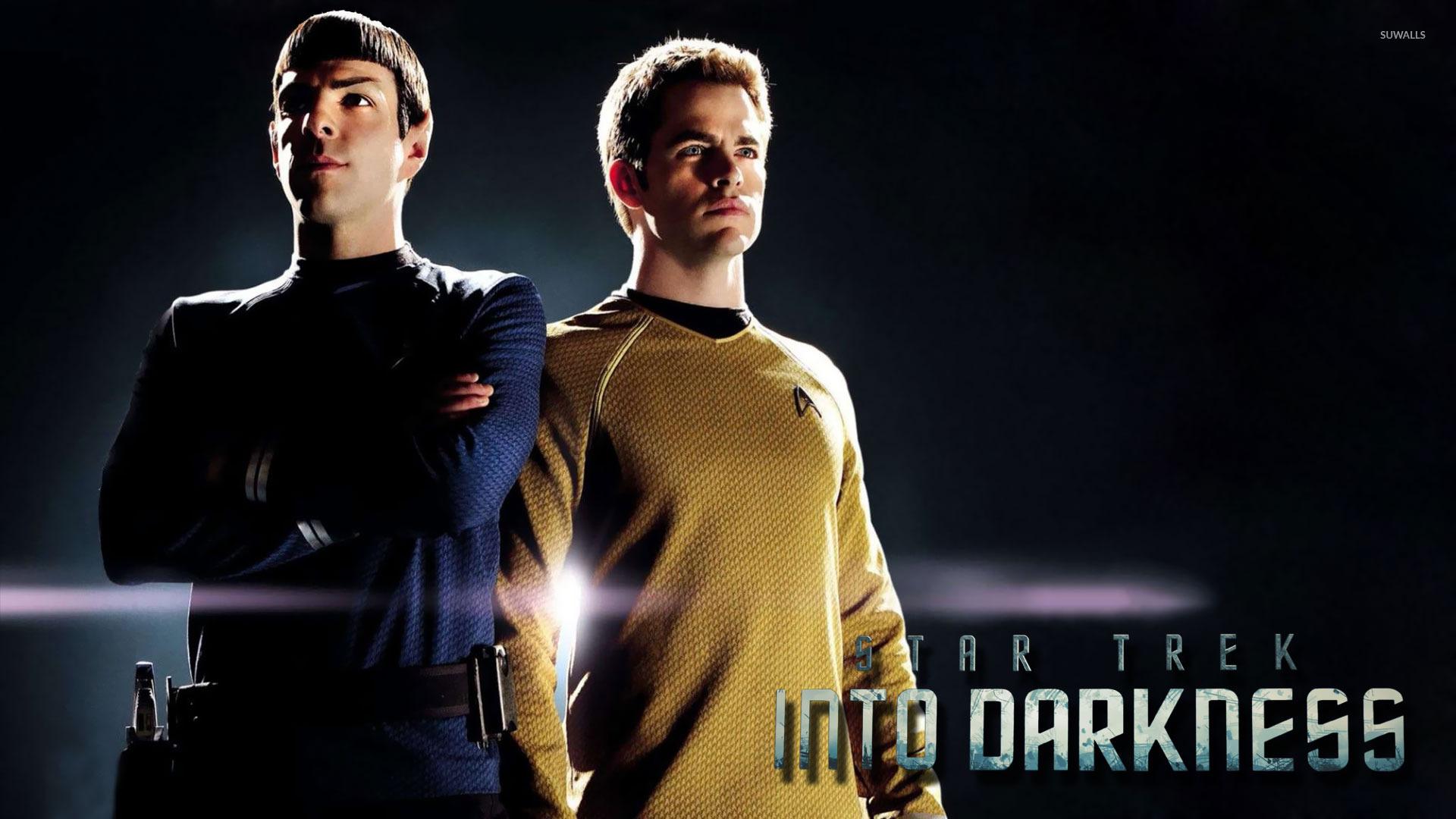 Star Trek Into Darkness 2 Wallpaper Movie Wallpapers 20590