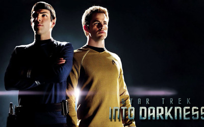 Star Trek Into Darkness [2] wallpaper