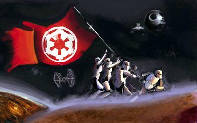 Star Wars [2] wallpaper