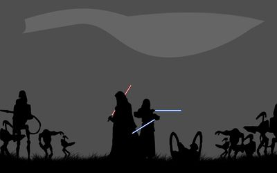 Star Wars [4] wallpaper