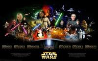 Star Wars series wallpaper 1920x1200 jpg