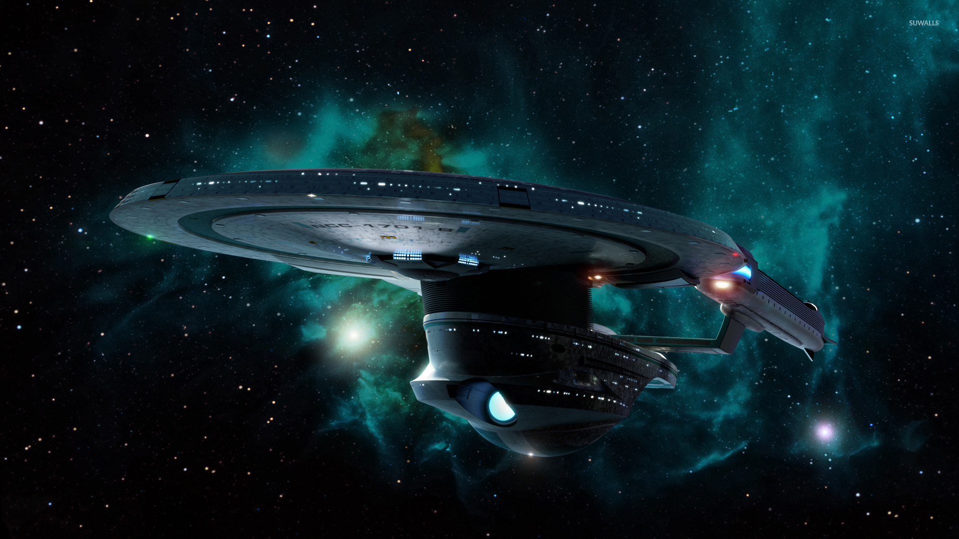 starship enterprise wallpaper - movie wallpapers - #25355