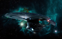 Starship Enterprise wallpaper 1920x1080 jpg