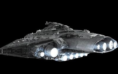 Super Star Destroyer - Star Wars wallpaper