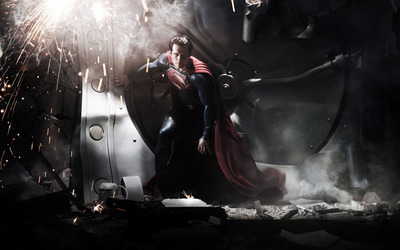 Superman - Man of Steel [3] wallpaper