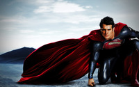 Superman - Man of Steel wallpaper 1920x1080 jpg