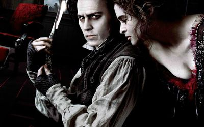 Sweeney Todd - The Demon Barber of Fleet Street wallpaper