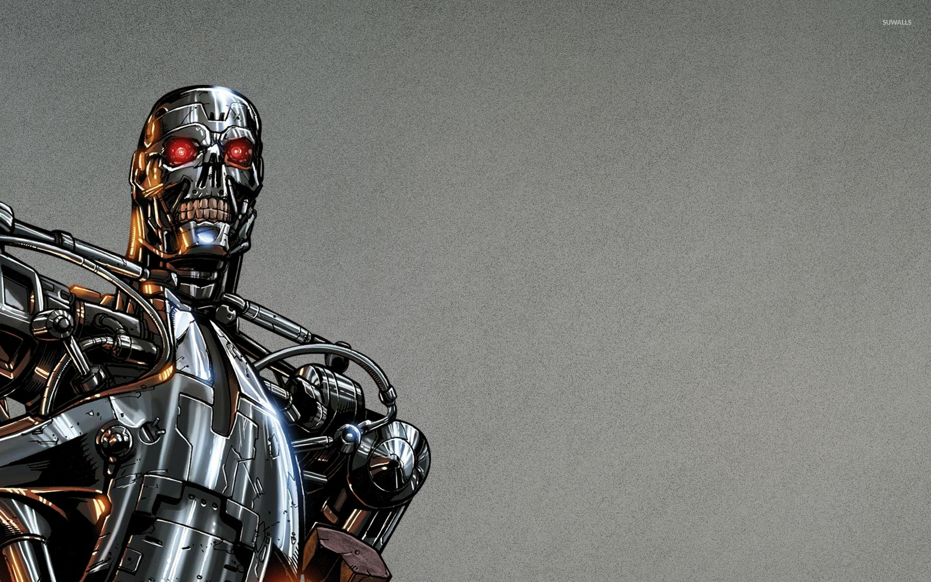 Terminator [3] wallpaper - Movie