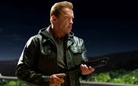 Terminator: Genisys wallpaper 2560x1440 jpg