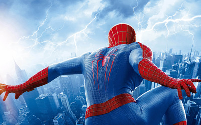 The Amazing Spider-Man 2 [2] wallpaper