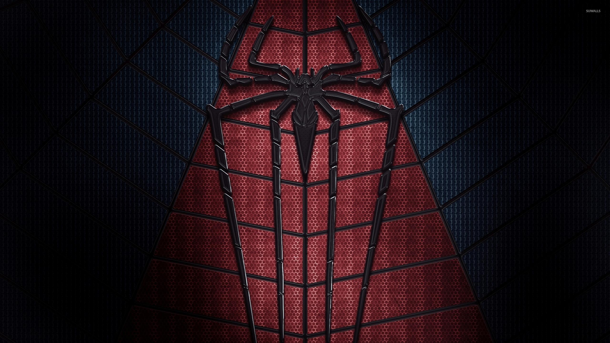 Amazing spider man logo wallpaper - photo#19