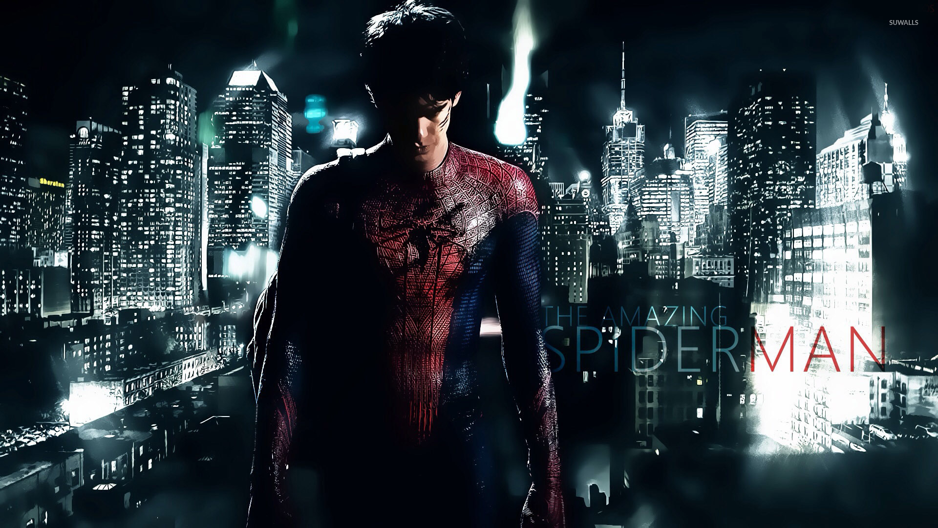 The Amazing Spider Man 9 Wallpaper Movie Wallpapers 30099