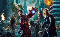 The Avengers wallpaper 2560x1600 jpg