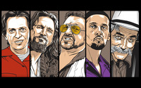 The Big Lebowski wallpaper 1920x1200 jpg