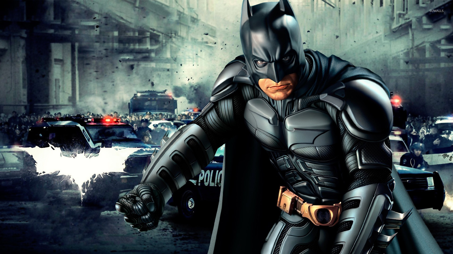 the dark knight rises [5] wallpaper - movie wallpapers - #44305