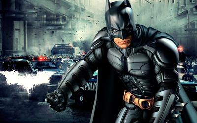 The Dark Knight Rises [5] wallpaper