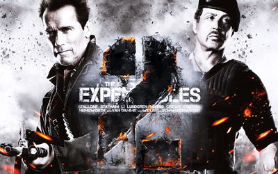 The Expendables 2 [5] wallpaper