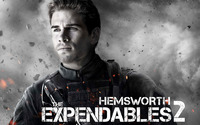 The Kid - The Expendables 2 wallpaper 1920x1200 jpg