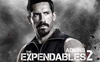 Hector - The Expendables 2 wallpaper 1920x1200 jpg