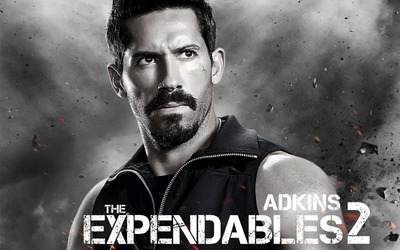 Hector - The Expendables 2 Wallpaper