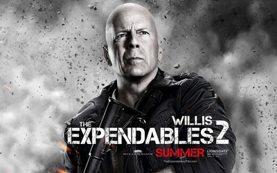 Church - The Expendables 2 wallpaper