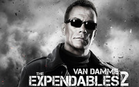 Jean Vilain - The Expendables 2 wallpaper 2560x1600 jpg