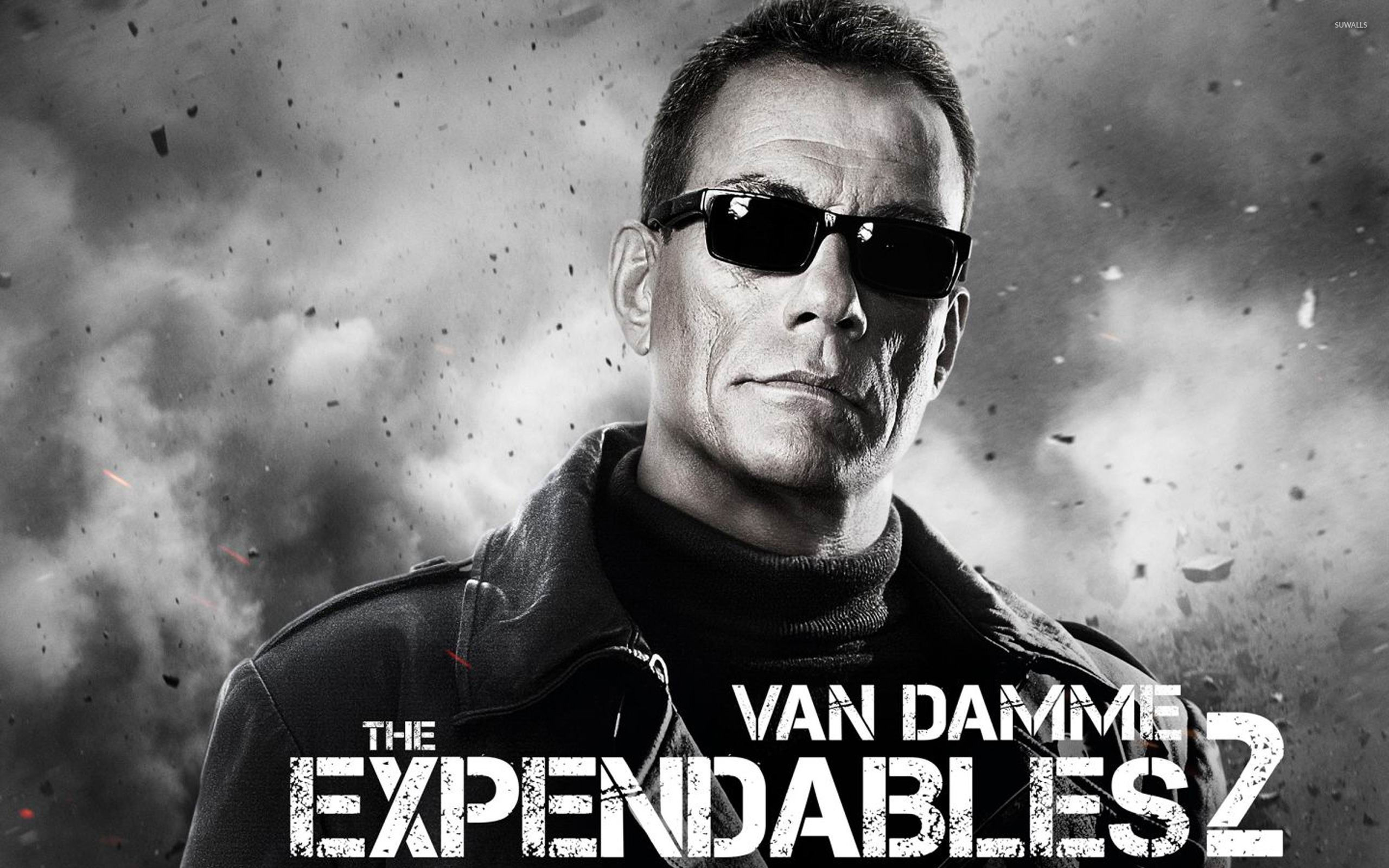 Jean Vilain - The Expendables 2 wallpaper - Movie wallpapers