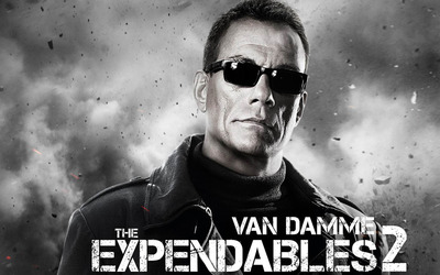 Jean Vilain - The Expendables 2 wallpaper