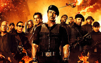 The Expendables 2 [3] wallpaper 2560x1600 jpg