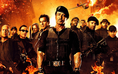 The Expendables 2 [3] wallpaper