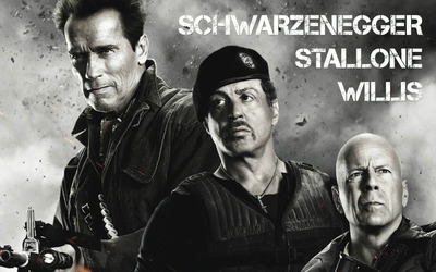 The Expendables 2 [6] wallpaper