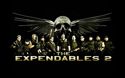 The Expendables 2 [2] Wallpaper