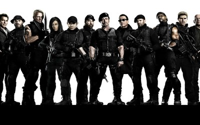 The Expendables wallpaper