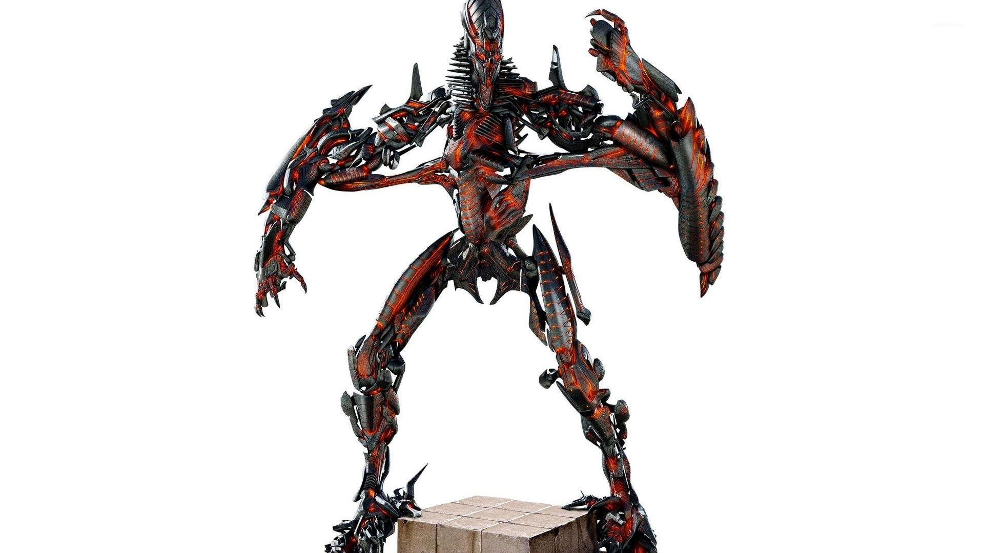 the fallen The fallen, originally known as megatronus prime, is a major antagonist in the transformers multiverse he served as the main antagonist of the 2009 film transformers: revenge of the fallen, serving as the true founder of the decepticons and megatron's master.