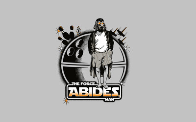 The Force Abides, Man wallpaper