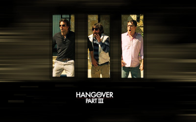 The Hangover Part III [3] wallpaper